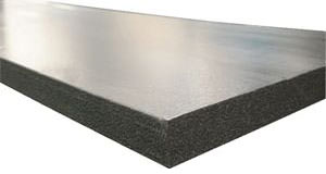 SilverGlo™ crawl space wall insulation available in Pleasant Grove