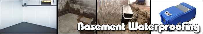 Basement Waterproofing in UT, including Sandy, Provo & Salt Lake City.