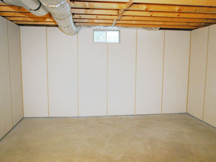 Insulated Basement Wall Panels; Basement Wall Panels As A Basement  Finishing Alternative For American Fork Homeowners ...